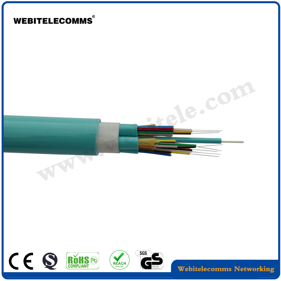12 Cores Pvcpelszh Jackets Flat Double Figure Gjfj8v Zipcord Tight Buffer Fiber Optic Cable Optical Gjfjv Type Single Core House Wiring Indoor Suppliers And Manufacturers At