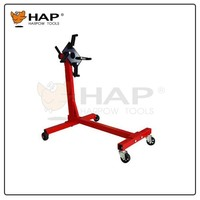 Car repair tool hydraulic motorcycle engine stand