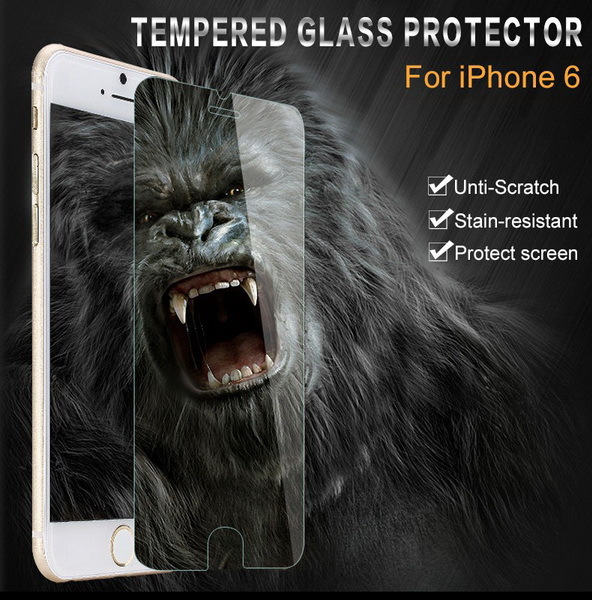 2015 NEW Factory 9H Premium Real Tempered Glass Film Screen Protector for LG G3 all series