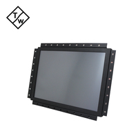 "4:3 LED Square Touch Screen Open Frame 10"" 12"" 13"" 14"" 15"" 17"" 19 inch Industrial LCD Monitor"