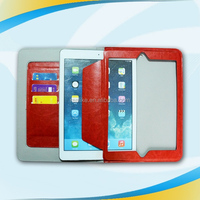 high-end for ipad mini sublimation leather mobile phone case