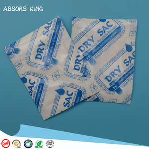 Factory price 2g 5g calcium chloride power desiccant pack