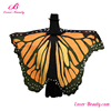 New Arrival Orange Butterfly Cloak Beachwear Summer Dress Beach Cover Up