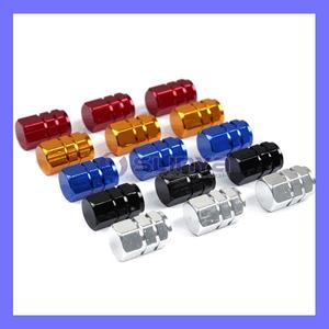 Metal Material Various Colors And Sizes Truck Tire Valve Stem