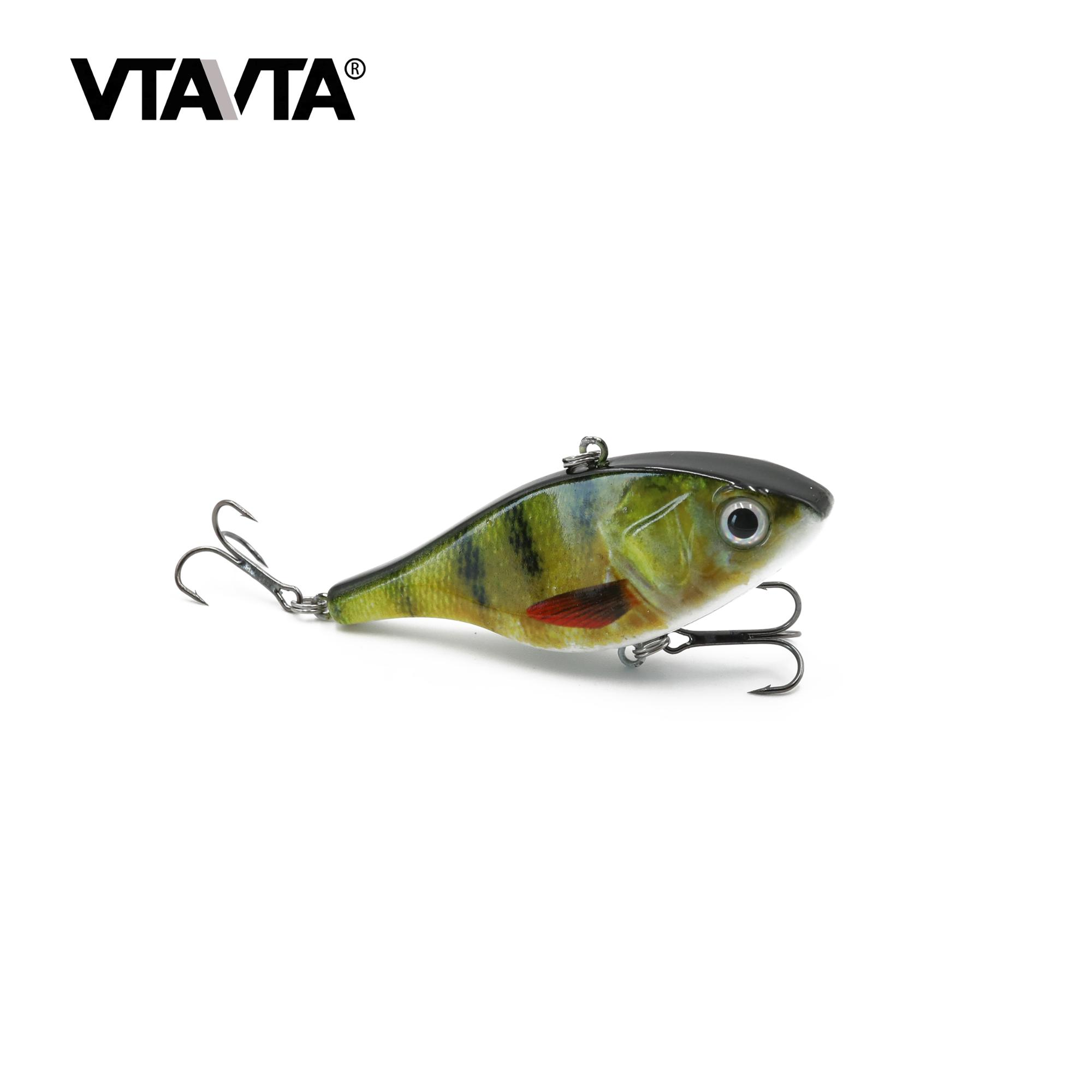 VTAVTA 7.7cm,21g best selling minnow slow sinking fishing lure to catch big fish