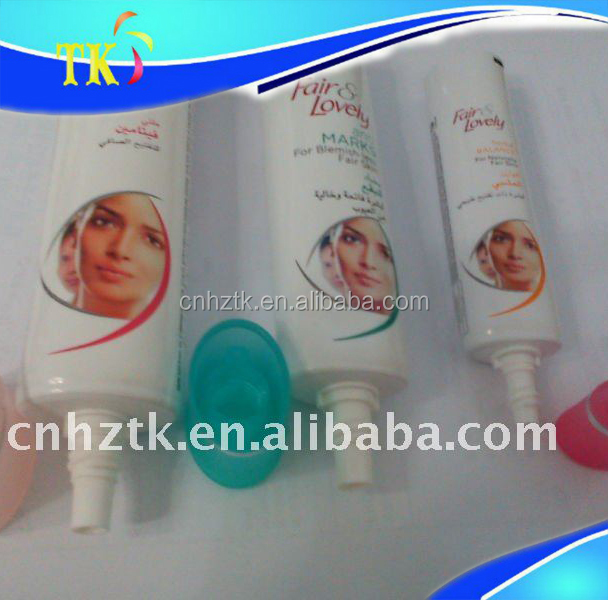 ABL laminated cosmetic tube