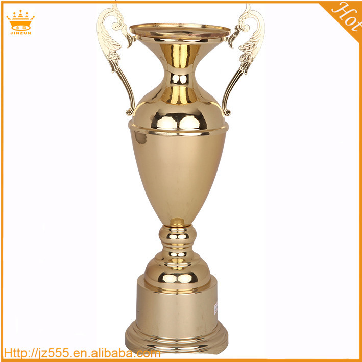 Creative Custom Design Golden Replica Award Trophy CUP 902