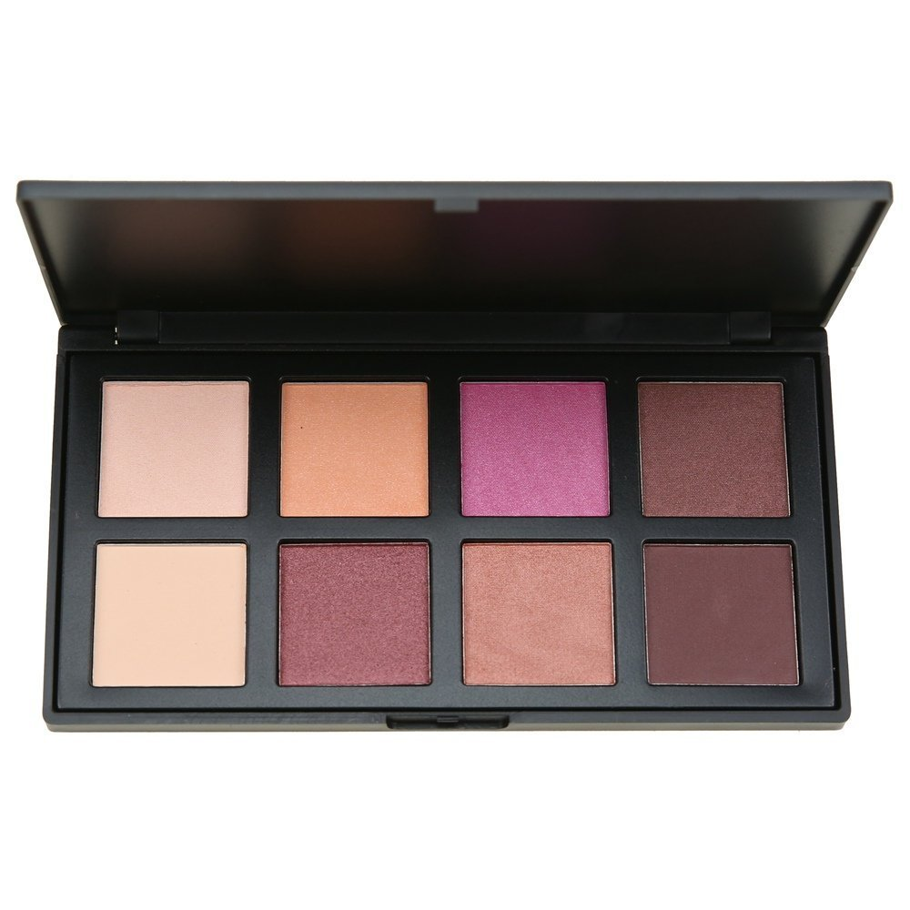 8 Color Matte Eye Shadow Palette, Lady Cosmetic Eyeshadow Palette