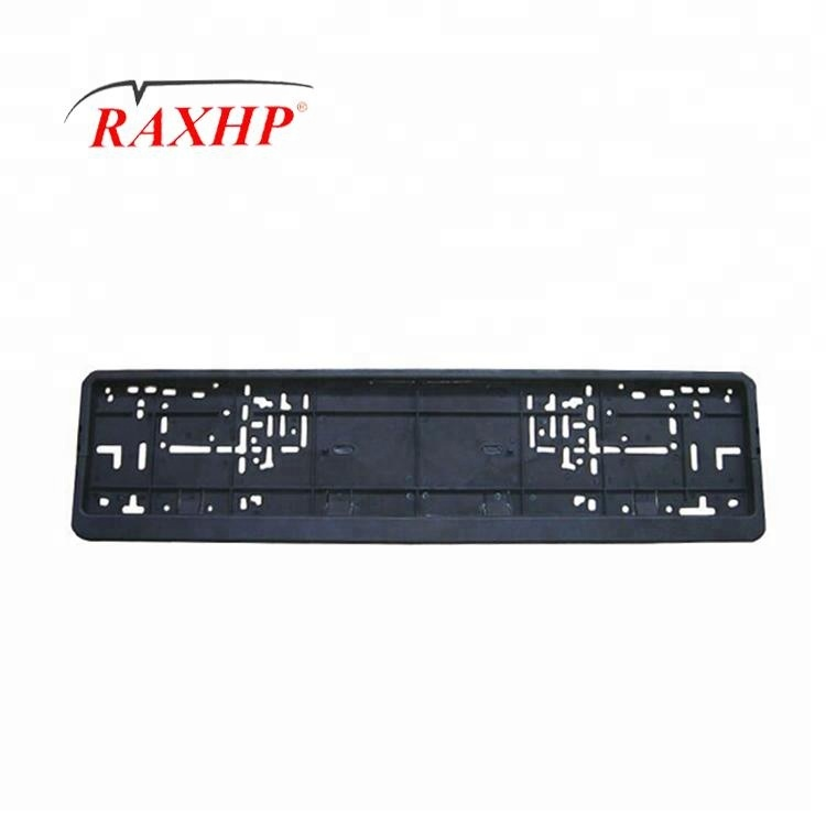 Good Quality European Car Number Licence Plate Frame