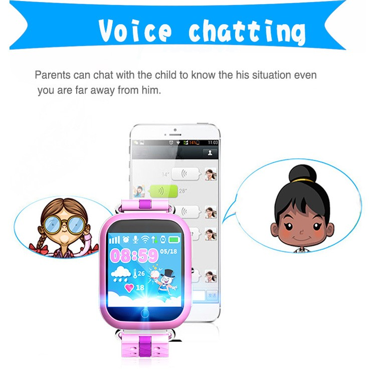 Bulk buy from china wholesale children's clock-telephone with gps tracker