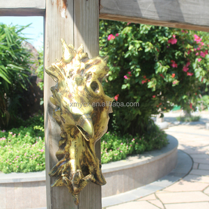 Home decoration resin material eagle ornaments