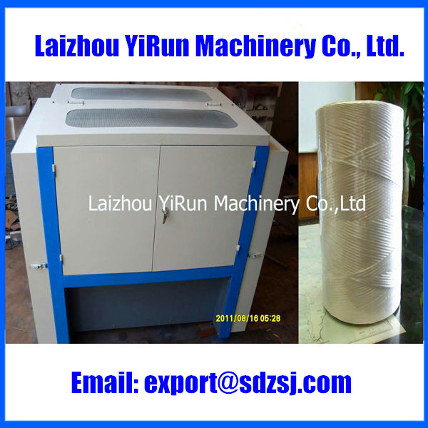 Waste Material Rope Making Machine