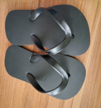 7c198735b244 New Designed Custom PVC Flip Flops Wholesale Natural Rubber Beach Slippers