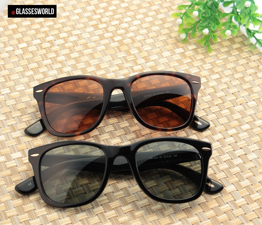 Customize Acetate Fashionable Sunglasses