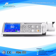 China factory price of automatic syringe pump with CE ISO approved