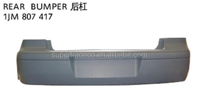 USE FOR VW PARTS (JETTA IV BORA CROSS )REAR BUMPER OEM: 1JM807417