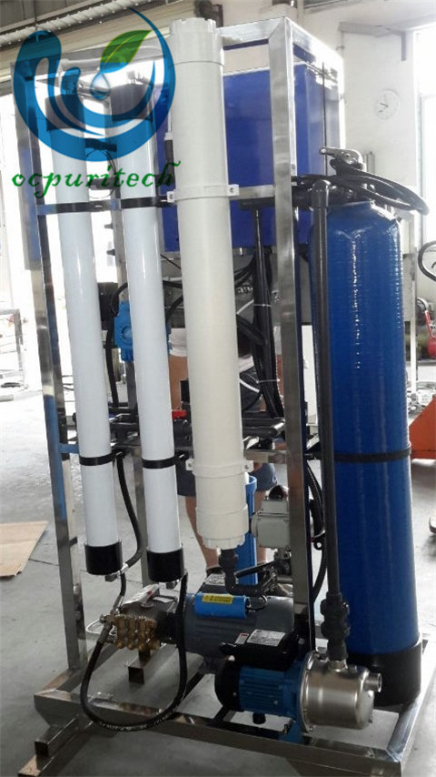 product-Ocpuritech-Sea Water Treatment Plant 100TH Remove Salt Desalination RO System For Drinking A-1