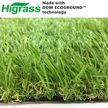 PP PE artificial lawn for garden courtyard decoration