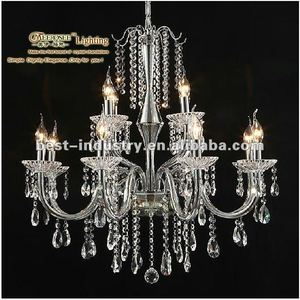 2012 Special promotion item: wholesale blown glass ceiling light with 5-star praise,China chandelier supplier