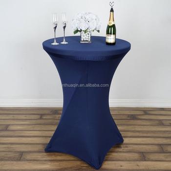 Tables Buy Barre Table Lycra Spandex Housse De Des Extensible En Cocktail Bistrot Pour Couverture UMpSGVzq