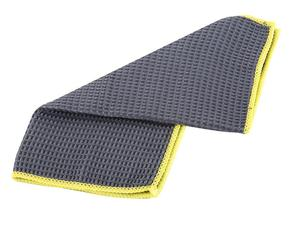 Waffle Weave Cleaning Microfibre Cloth 450GSM