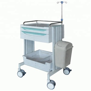 Durable Medical Trolley For Korea Market