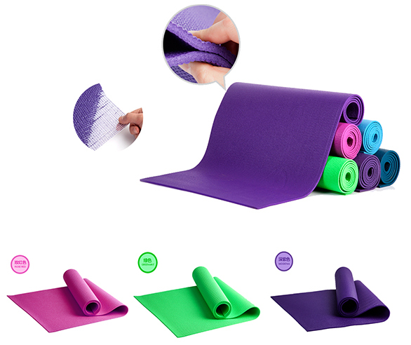 Hot sale regular Professional foam yoga mat and the cheap fitness mat