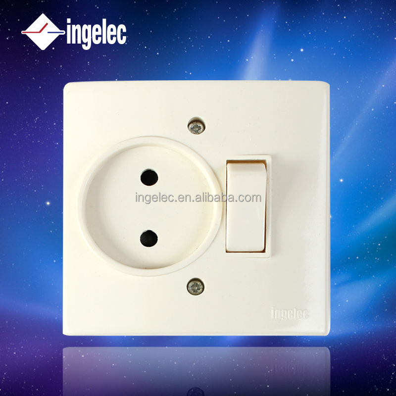 China Wholesale Ingelec Wall Socket Hardware Items Used In General,Hospital,Construction