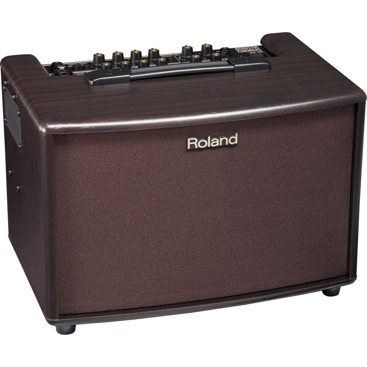 Roland AC-60RW | 60watts Stereo Acoustic Chorus Guitar Amplifier Rosewood