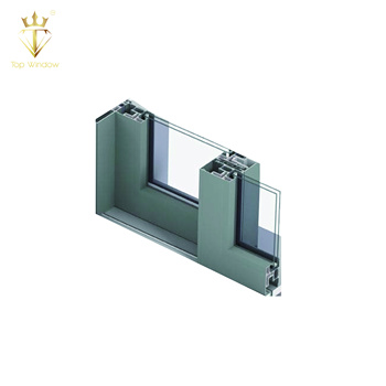 80 20 Aluminum Section 6063 T5 Euro Aluminum Extruded Sliding Door Profiles For Mauritius Market