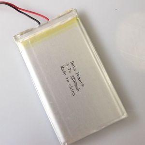 Rechargeable lipo 3.7v 2200mah battery for e-cig OEM/ODM welcome
