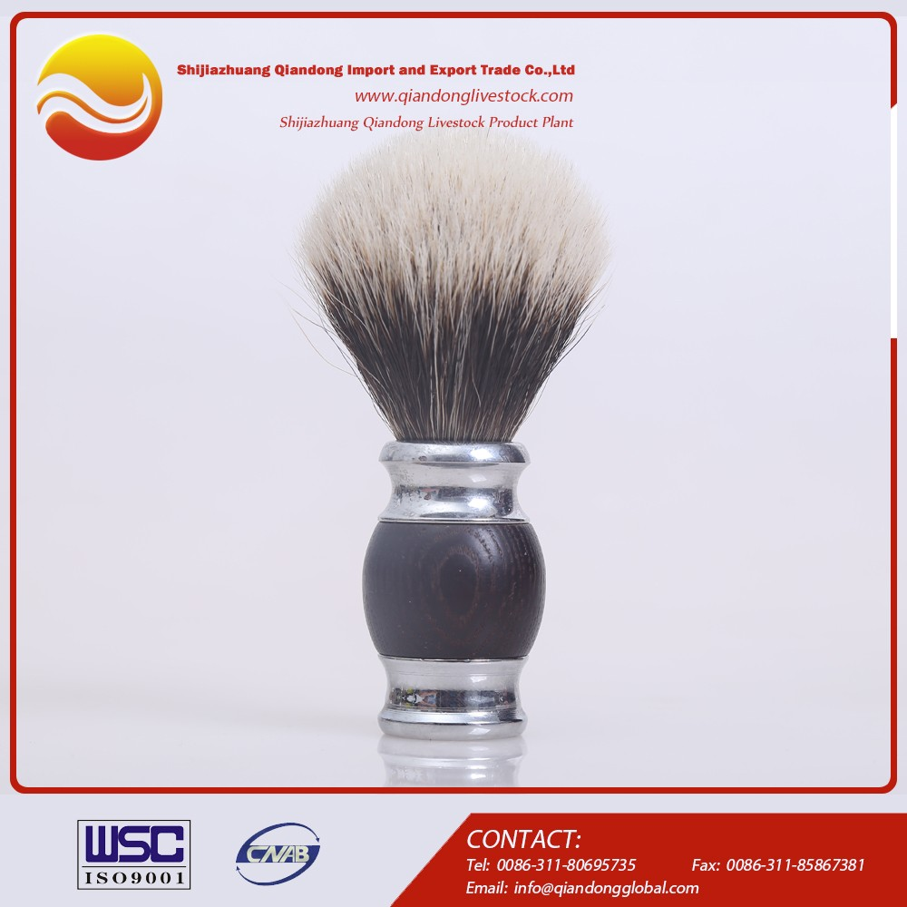 Finest badger hair shaving brush knots for men personal care