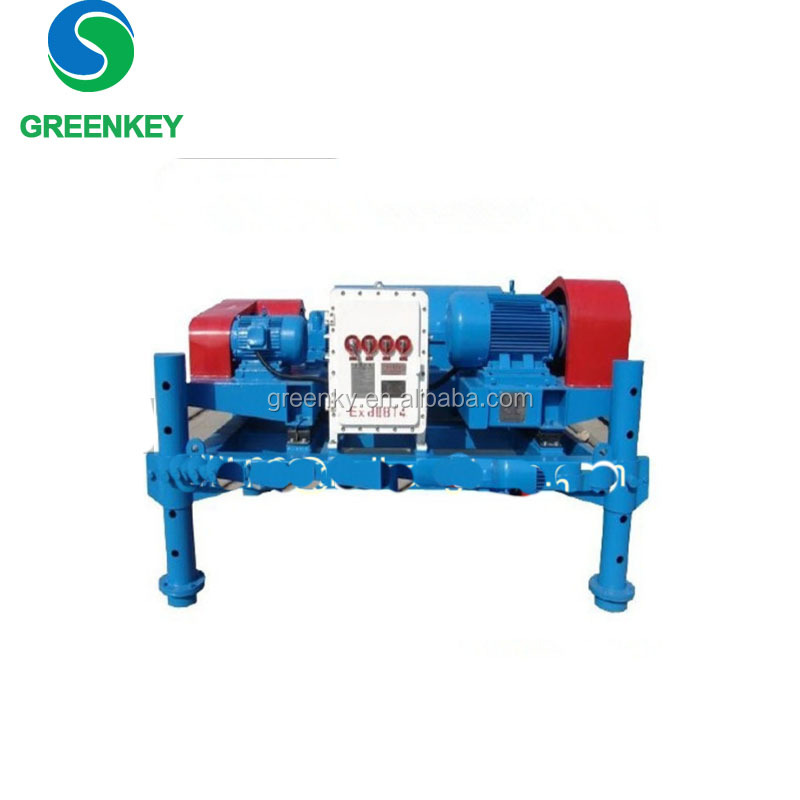 Solids Control Decanter Centrifuge Oil Well Drilling Equipment