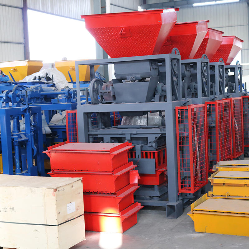 China manufacturer wholesale high quality german block making machine price list