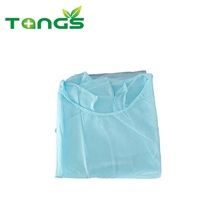 Concise design hospital disposable surgical gowns for men