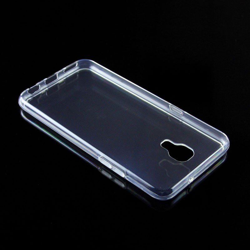 Wholesale In Stock 0.6mm Transparent TPU Cover for LG X Screen K500 , Soft TPU Cover Case for LG X Screen , For Amazon Seller