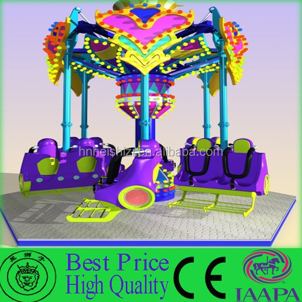 Swing Set Electric Bumper Cars For Sale Spiral Jet Rides - Buy ...