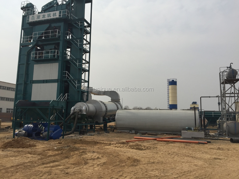 Construction Road used asphalt mixing plant price