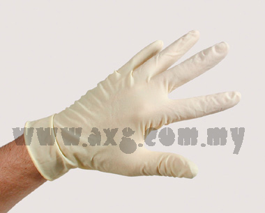 Latex Examination Glove