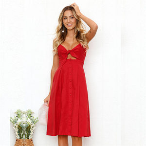 2018 Women Fashion Short Sexy Dress Sleeveless Casual Ladies Summer Club Elegant Beach Dress Boho Women Party Dress MLD1028