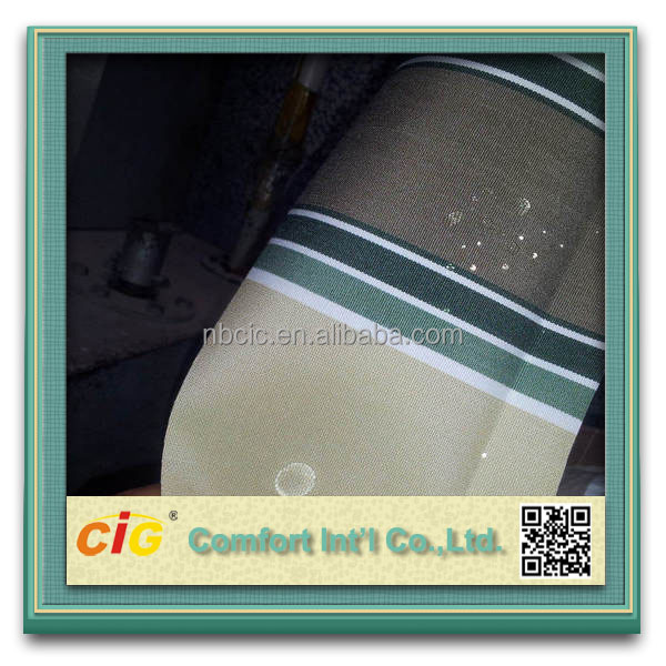 2015 Waterproof Fabric for Outdoor