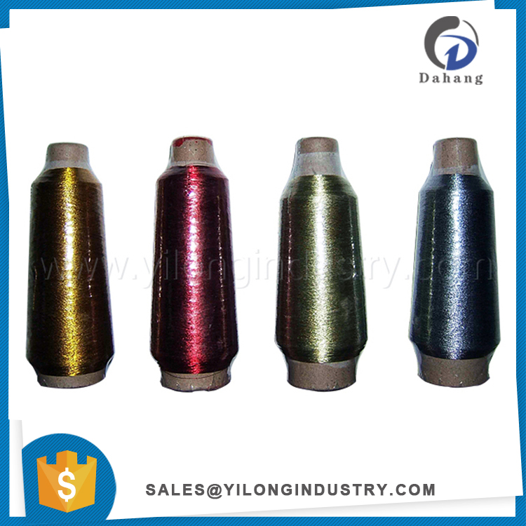 Waterproof 100% Nylon Sewing Metallic Embroidery Thread