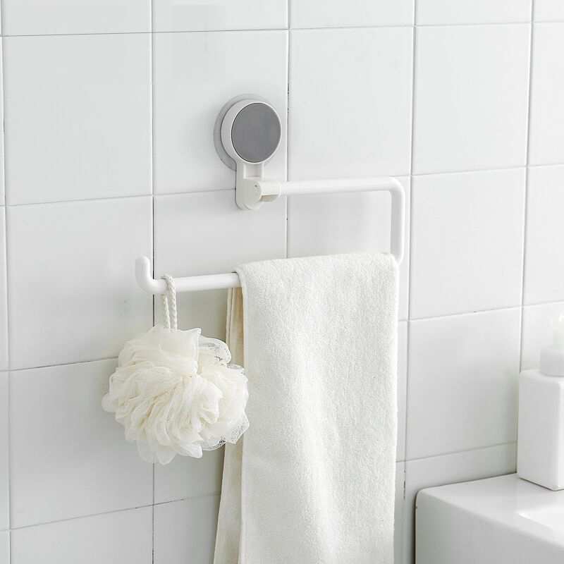 High quality Wall-mounted type towel rack shelf bathroom