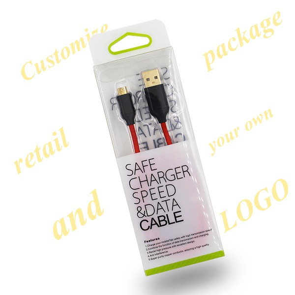 Alibaba Best Wholesale USB cable,cell phone braid USB cable for mobile phone with retail package