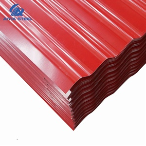 Colored Sheet Metal 0.13-0.8mm Thick Steel Plate Iron In Ukraine