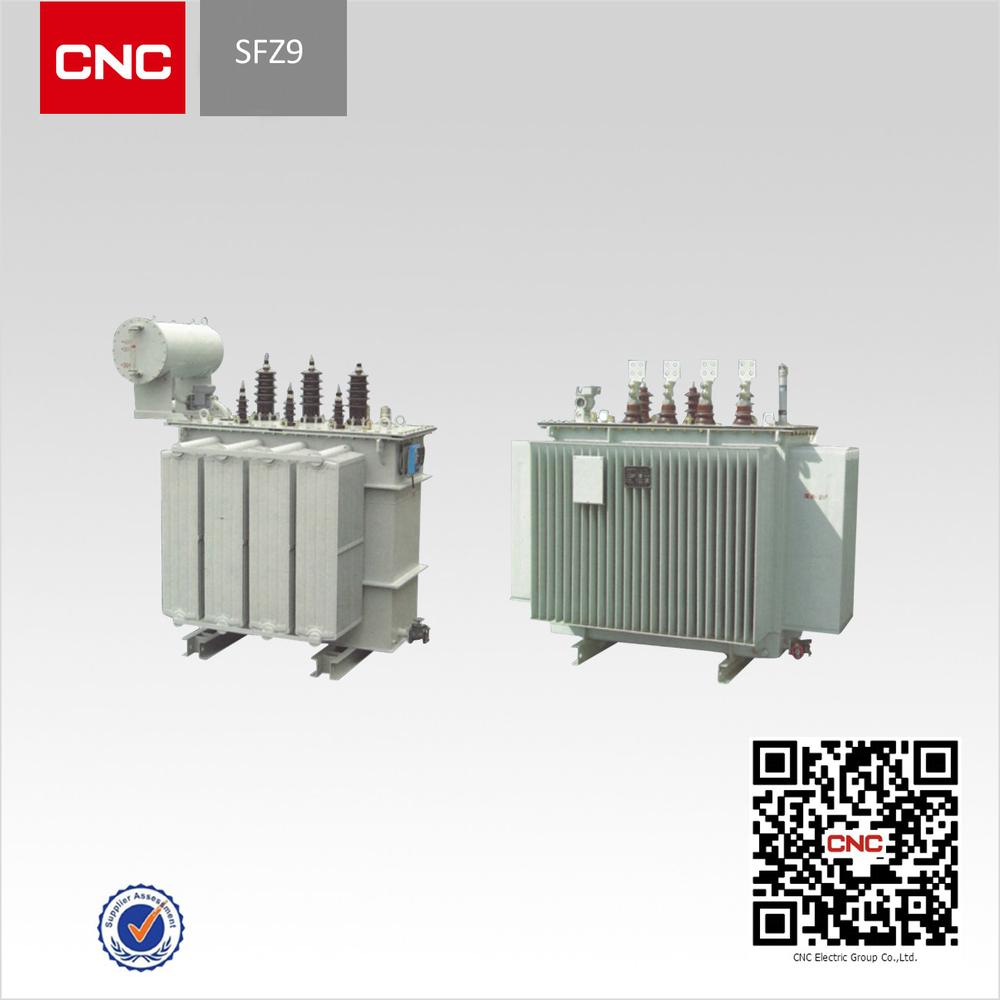 Sfs9 Ferrite Core Power Transformer
