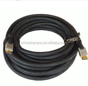 HDMI cable assembly and wire harness for TV Display Projector