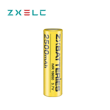 Cylindrical Rechargeable 3.7v 2600mah 16850 Li ion Battery Cell Electric Bike Battery 24v 10ah Li Ion Battery Pack