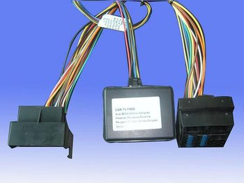 peugeot 407 807 rt3 n3 can tv free in motion unlock tv while rh alibaba com peugeot 407 rt3 wiring