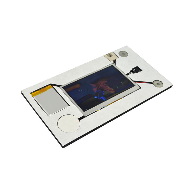 7 Inch Scherm Video Wenskaart Brochure Display Componenten TFT Lcd Module